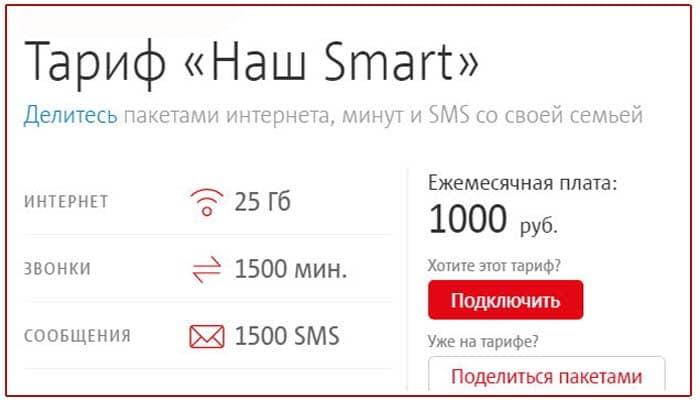 мтс тарифы краснодарского края