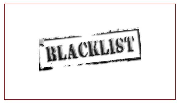 как подключить черный список на мтс